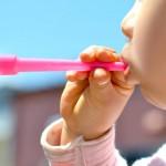 自閉症児が息を吹くことの難しさと、息吹きの練習方法